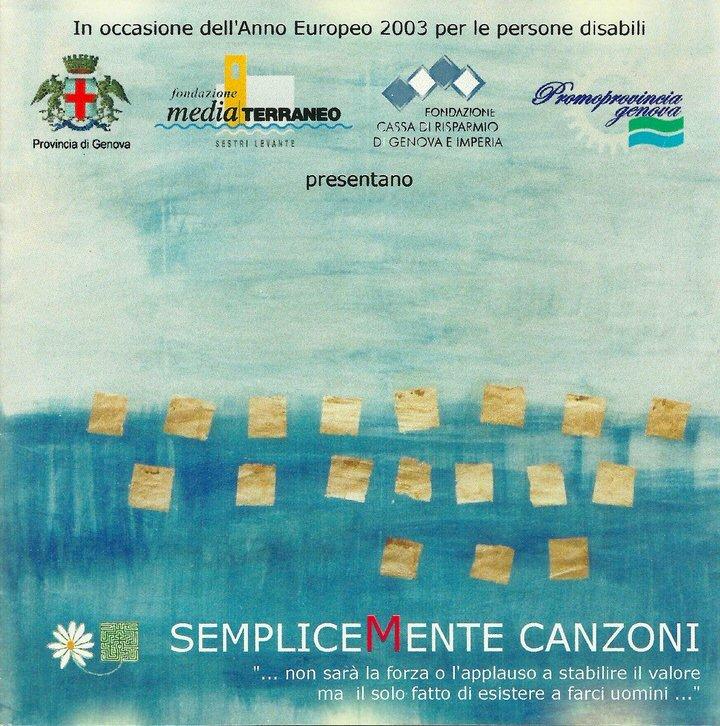 Roberto Frugone - Semplicemente Canzoni (2003)