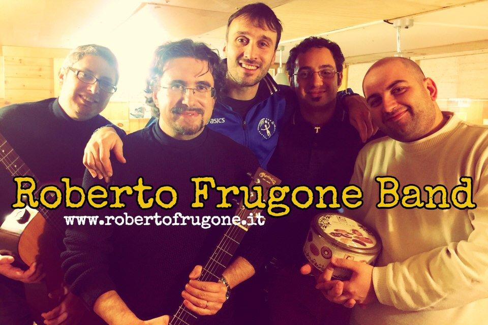 Copertina Roberto Frugone Band