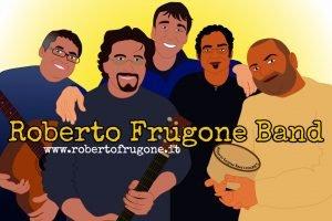 Copertina big Roberto Frugone Band