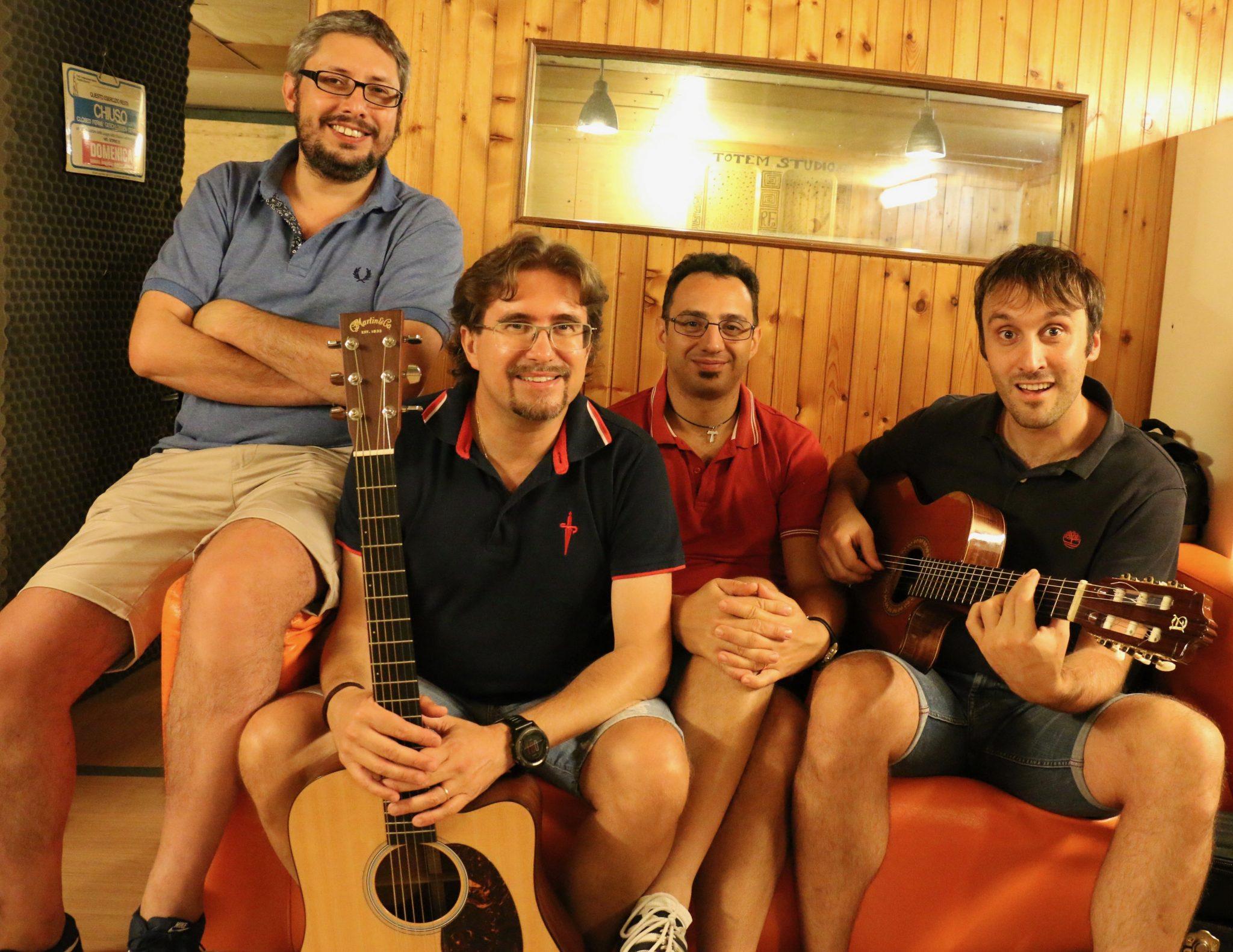 Roberto Frugone Band 2017.09.07
