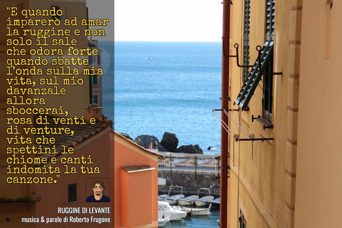 Cartolina Roberto Frugone - Ruggine di levante