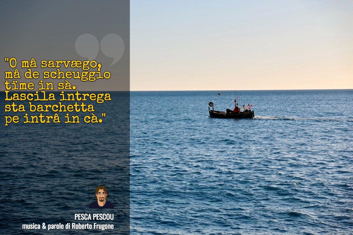 Cartolina Roberto Frugone – Pesca pescou