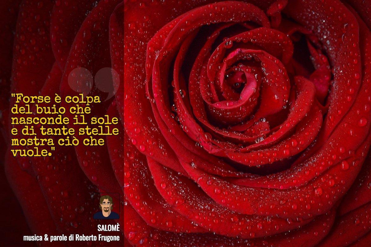 Cartolina Roberto Frugone – Salomè