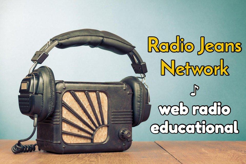 Radio Jeans Network – web radio educational