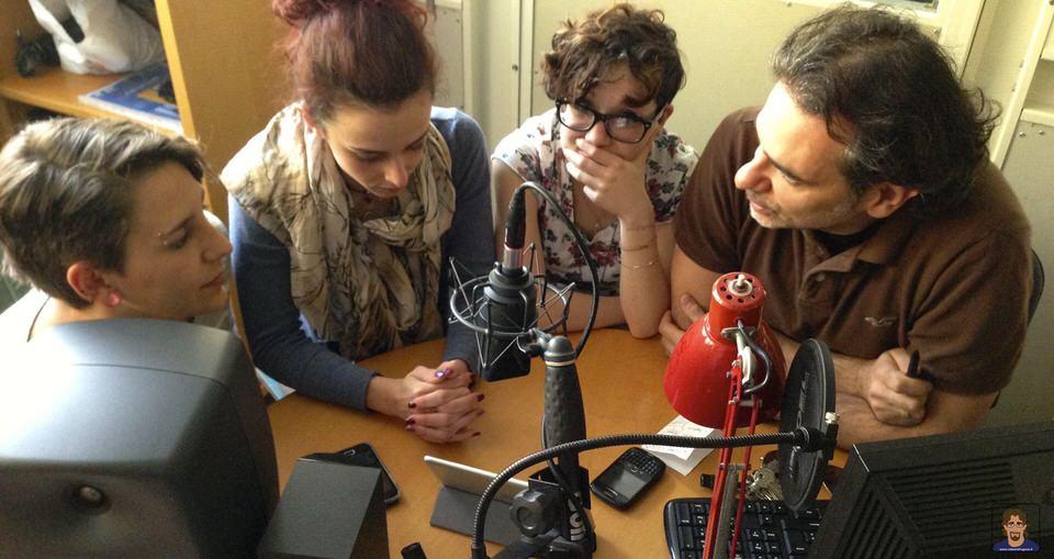Redazione Web Radio Jeans Network Centro Giovani Chiavari – 22