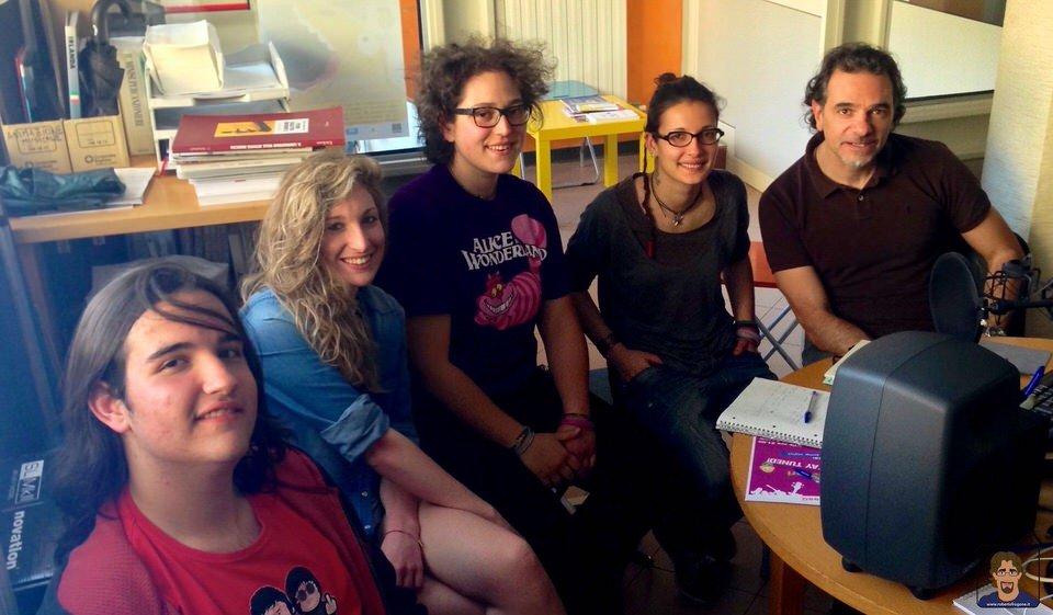 Redazione Web Radio Jeans Network Centro Giovani Chiavari – 27