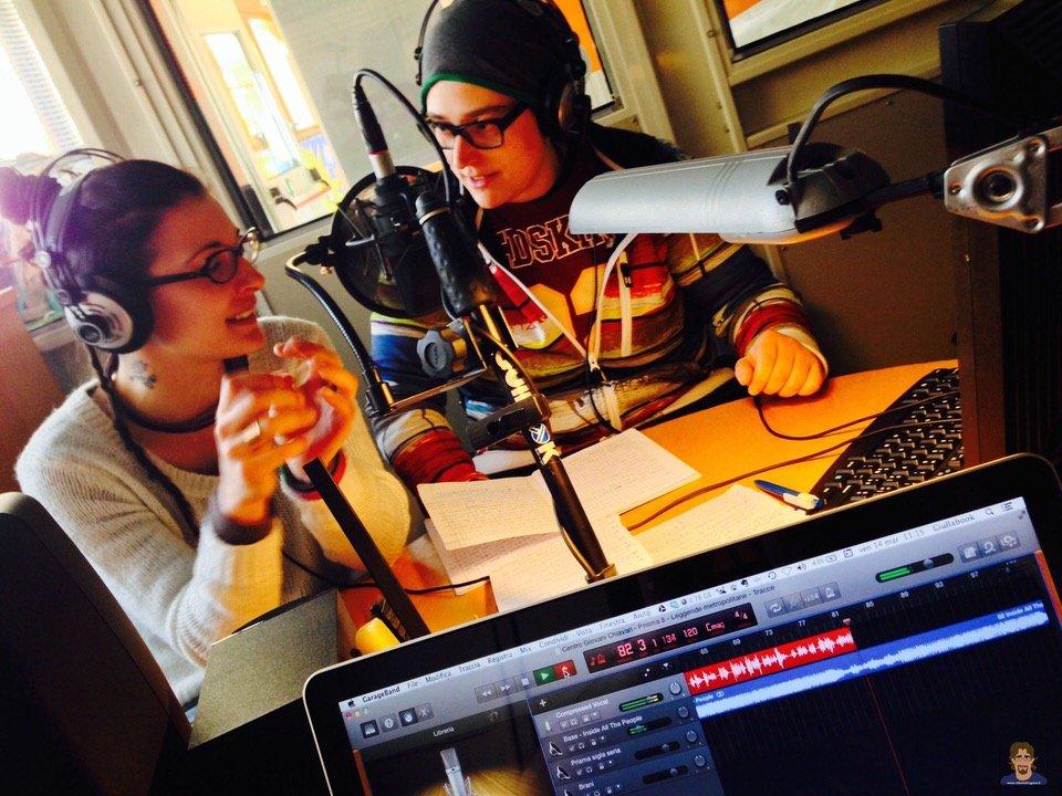 Redazione Web Radio Jeans Network Centro Giovani Chiavari – 32