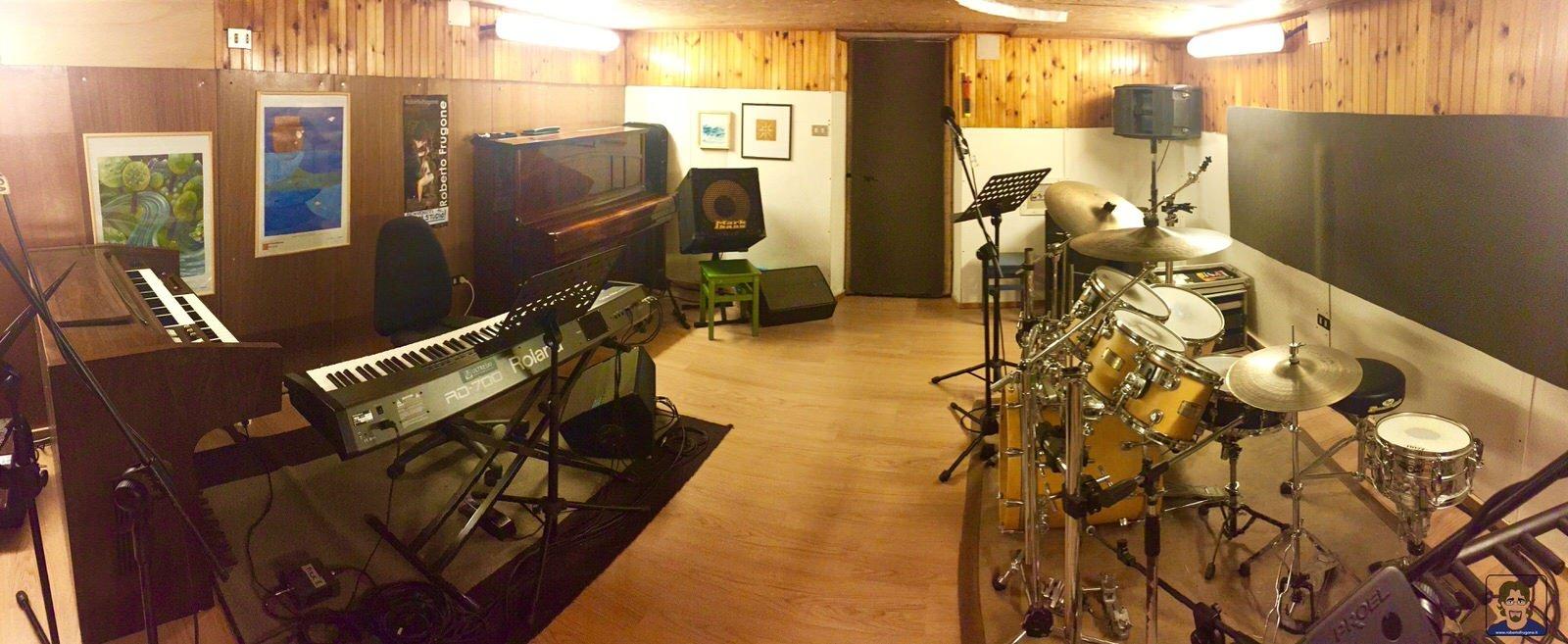 Totem Studio Sala Prove Musicali Casarza Ligure 02