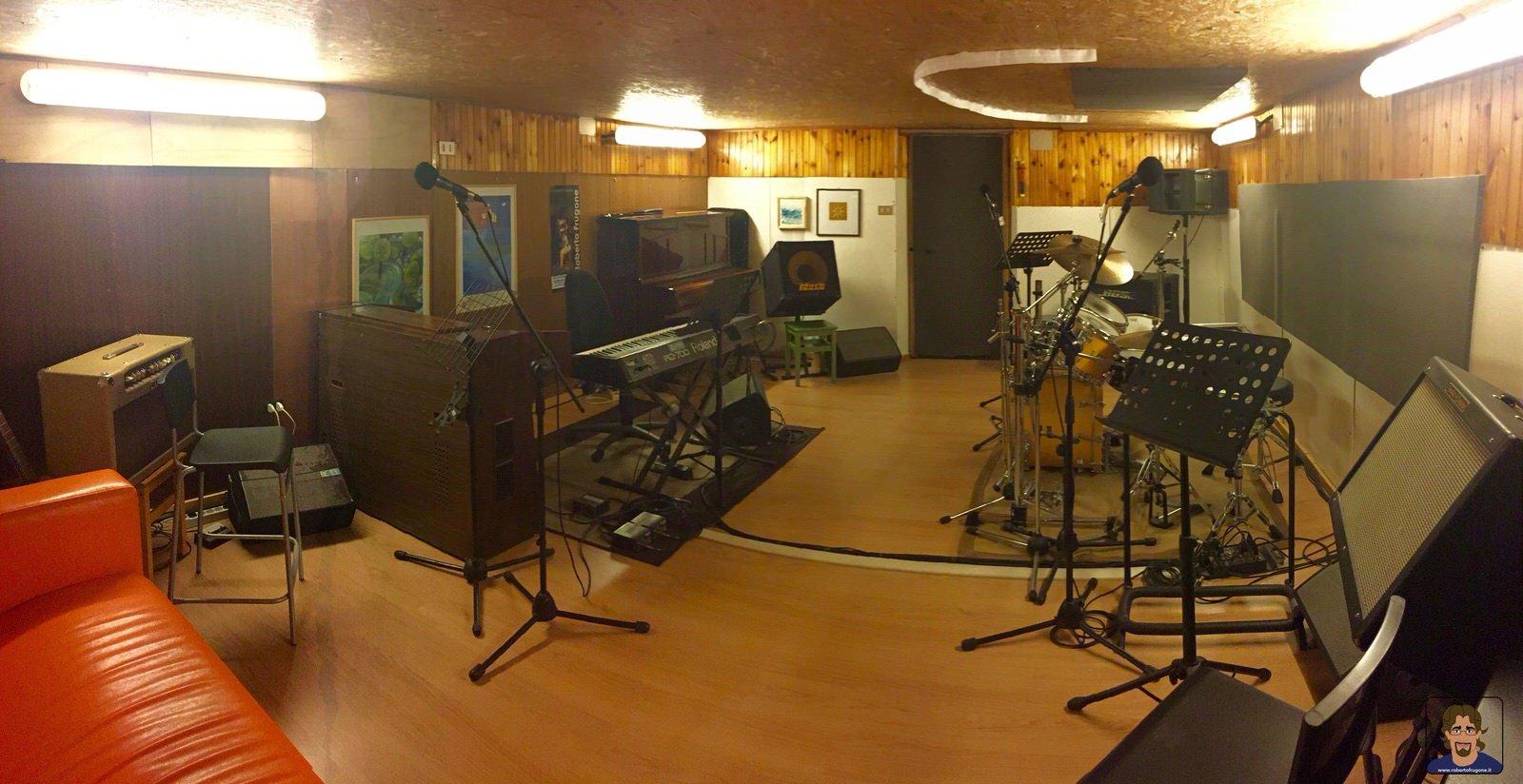 Totem Studio Sala Prove Musicali Casarza Ligure 03