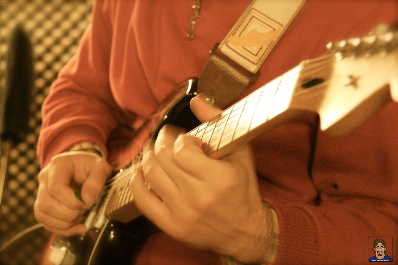 Totem Studio Sala Prove Musicali Casarza Ligure Daniele Lagomarsino