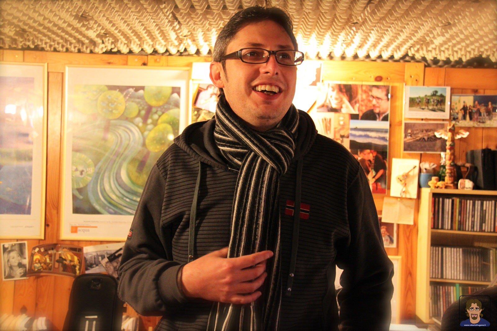 Totem Studio Sala Prove Musicali Casarza Ligure Gianteo Bordero