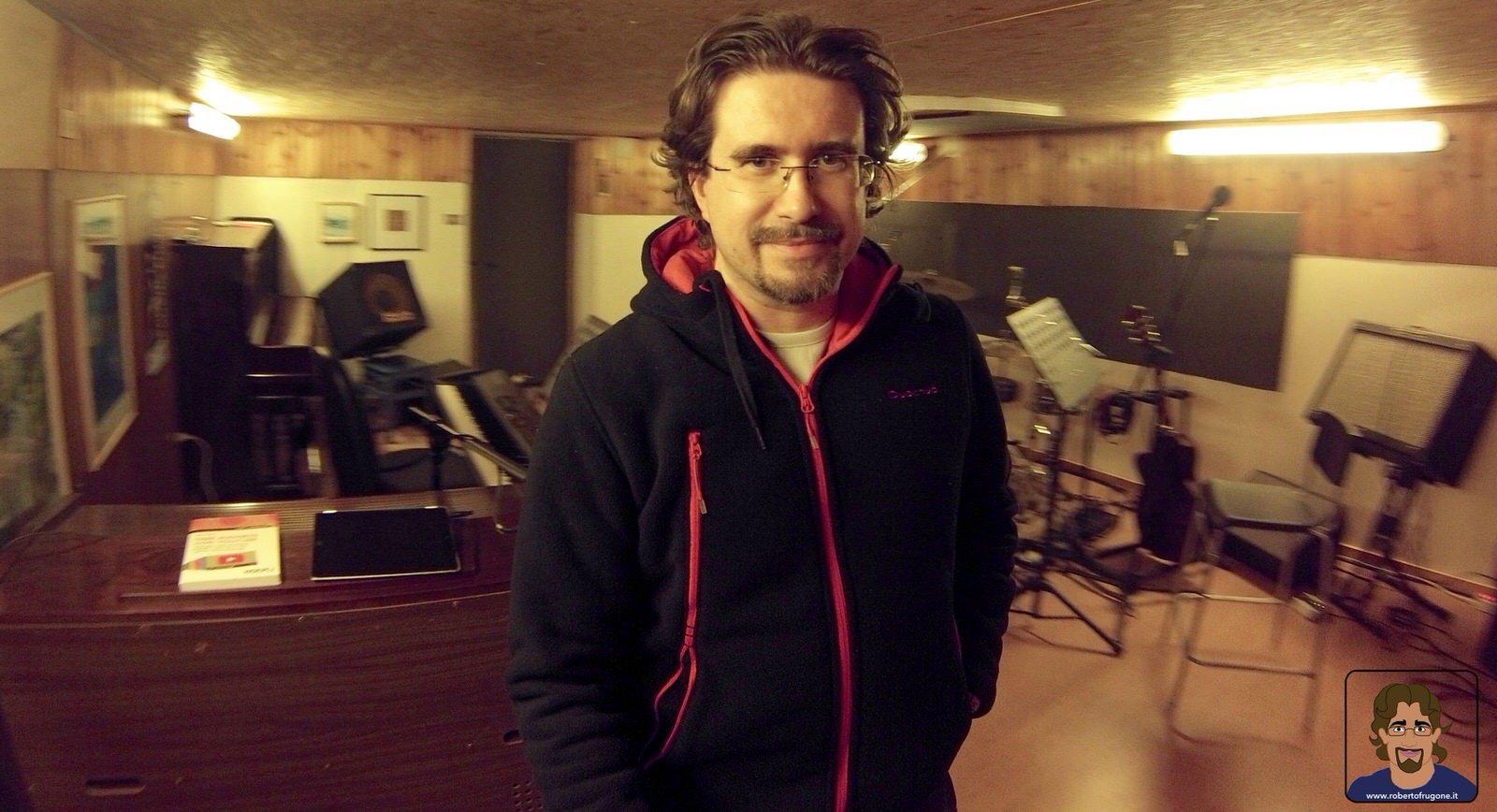 Totem Studio Sala Prove Musicali Casarza Ligure Roberto Frugone 02