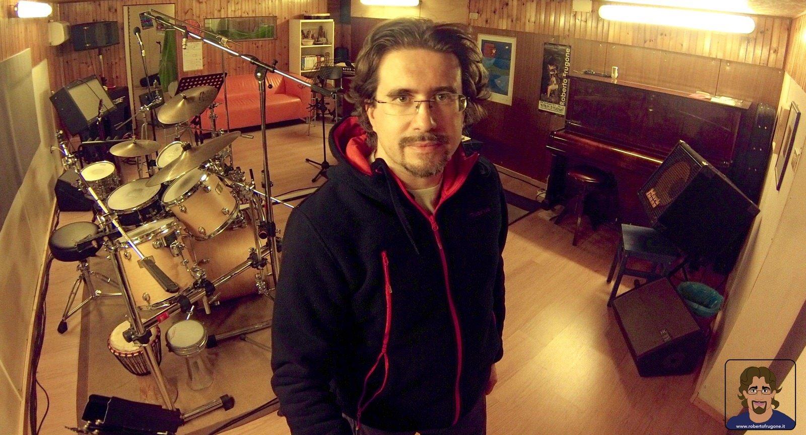 Totem Studio Sala Prove Musicali Casarza Ligure Roberto Frugone 01
