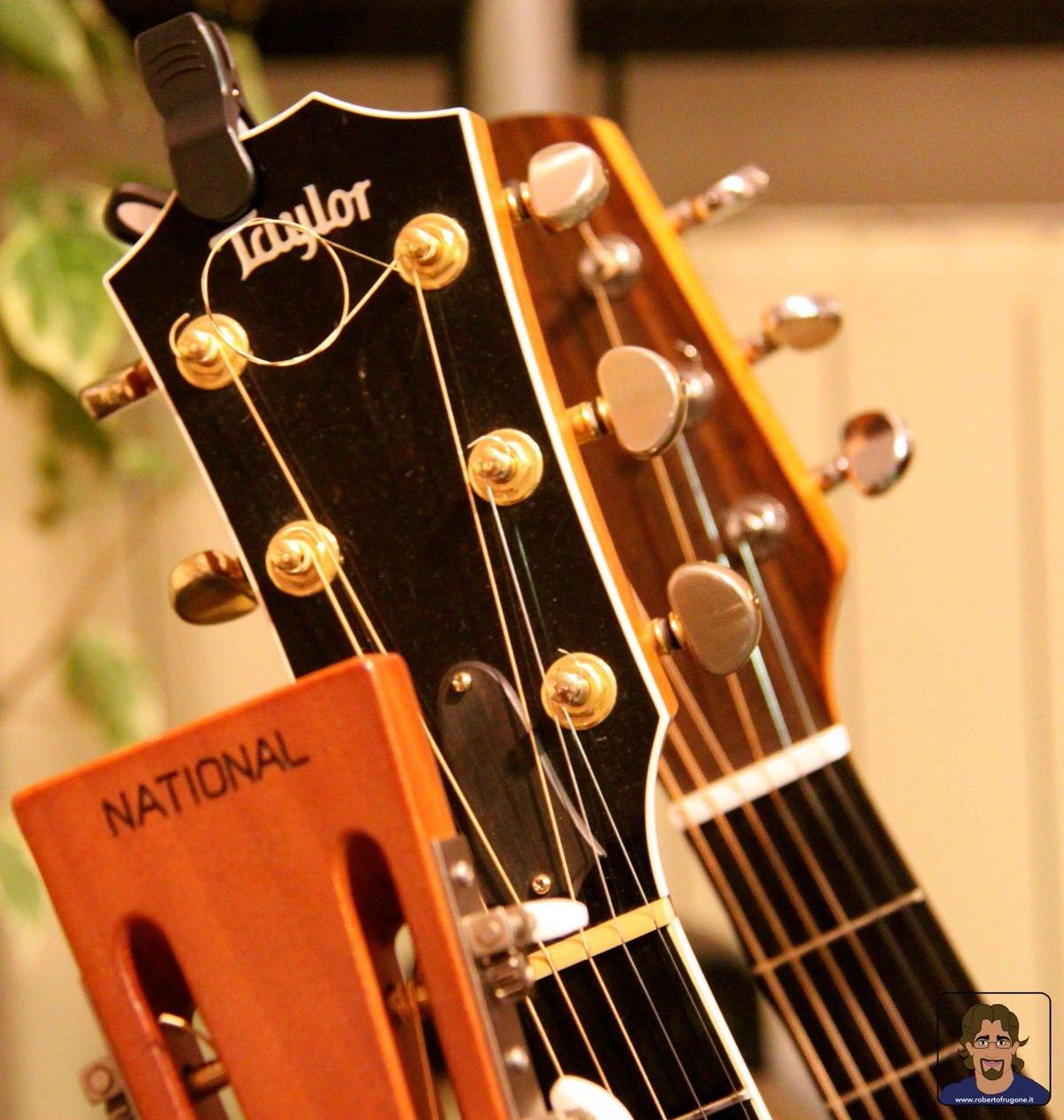 Totem Studio Sala Prove Musicali Casarza Ligure palette chitarre