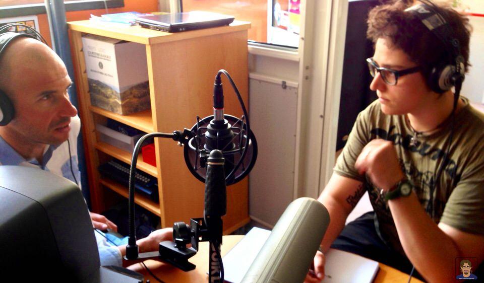 Redazione Web Radio Jeans Network Centro Giovani Chiavari – 41