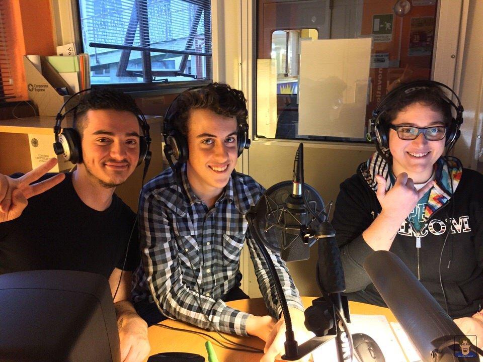 Redazione Web Radio Jeans Network Centro Giovani Chiavari – 51