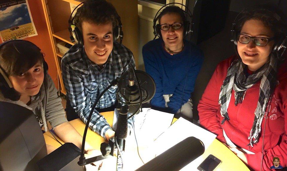 Redazione Web Radio Jeans Network Centro Giovani Chiavari – 52