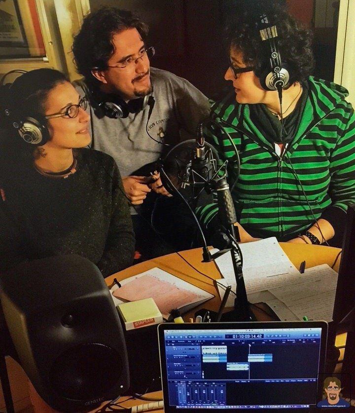 Redazione Web Radio Jeans Network Centro Giovani Chiavari - 53