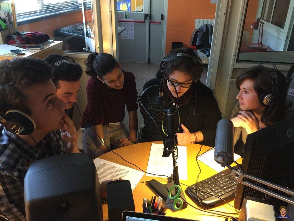 Redazione Web Radio Jeans Network Centro Giovani Chiavari – 58