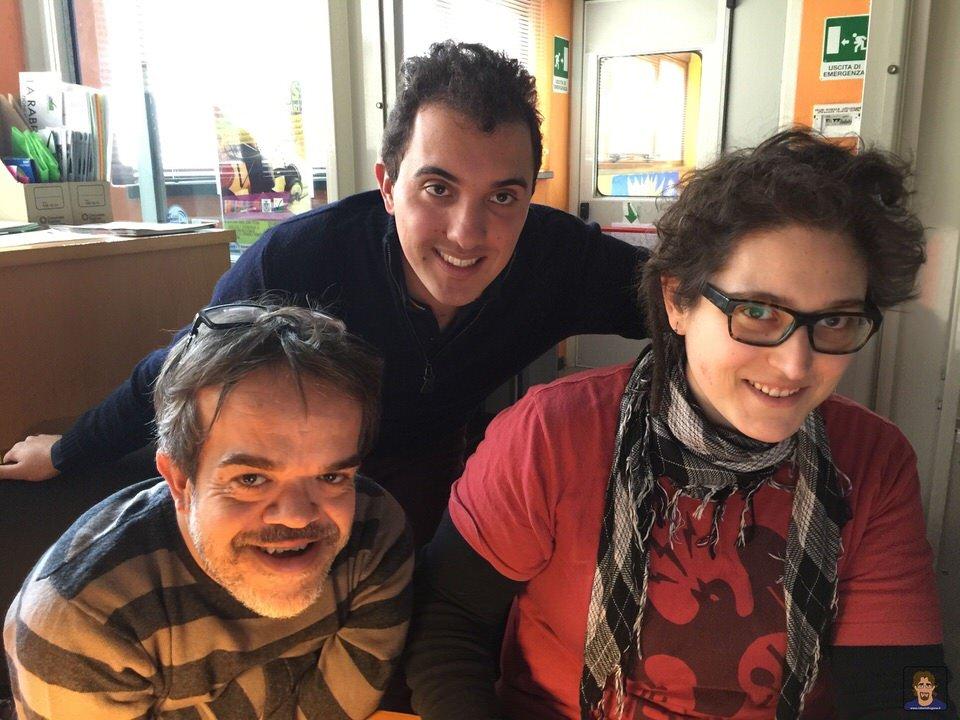Redazione Web Radio Jeans Network Centro Giovani Chiavari – 62
