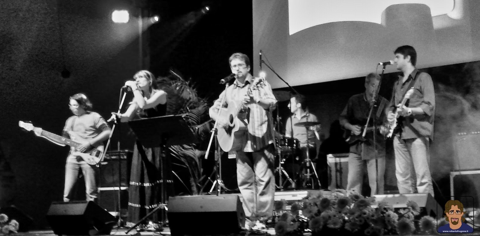 Roberto Frugone Band cantautore live concerto Expo Fontanabuona 01