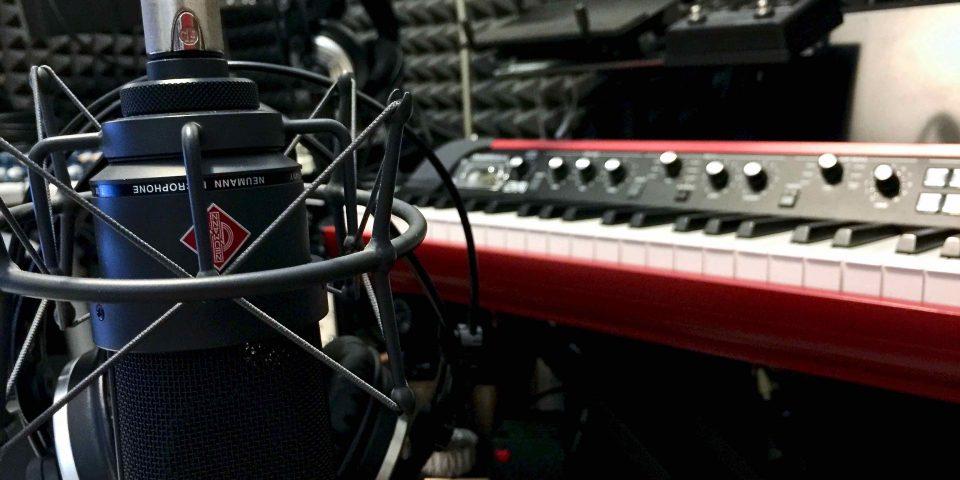 Centro Studi La Contrada - Sessioni nuovo album Roberto Frugone Band