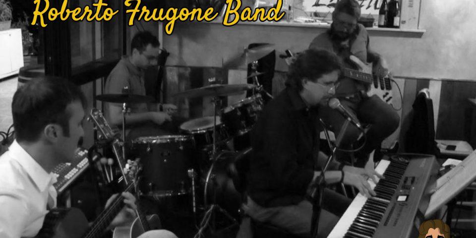 Copertina Foto Concerti Roberto Frugone Band