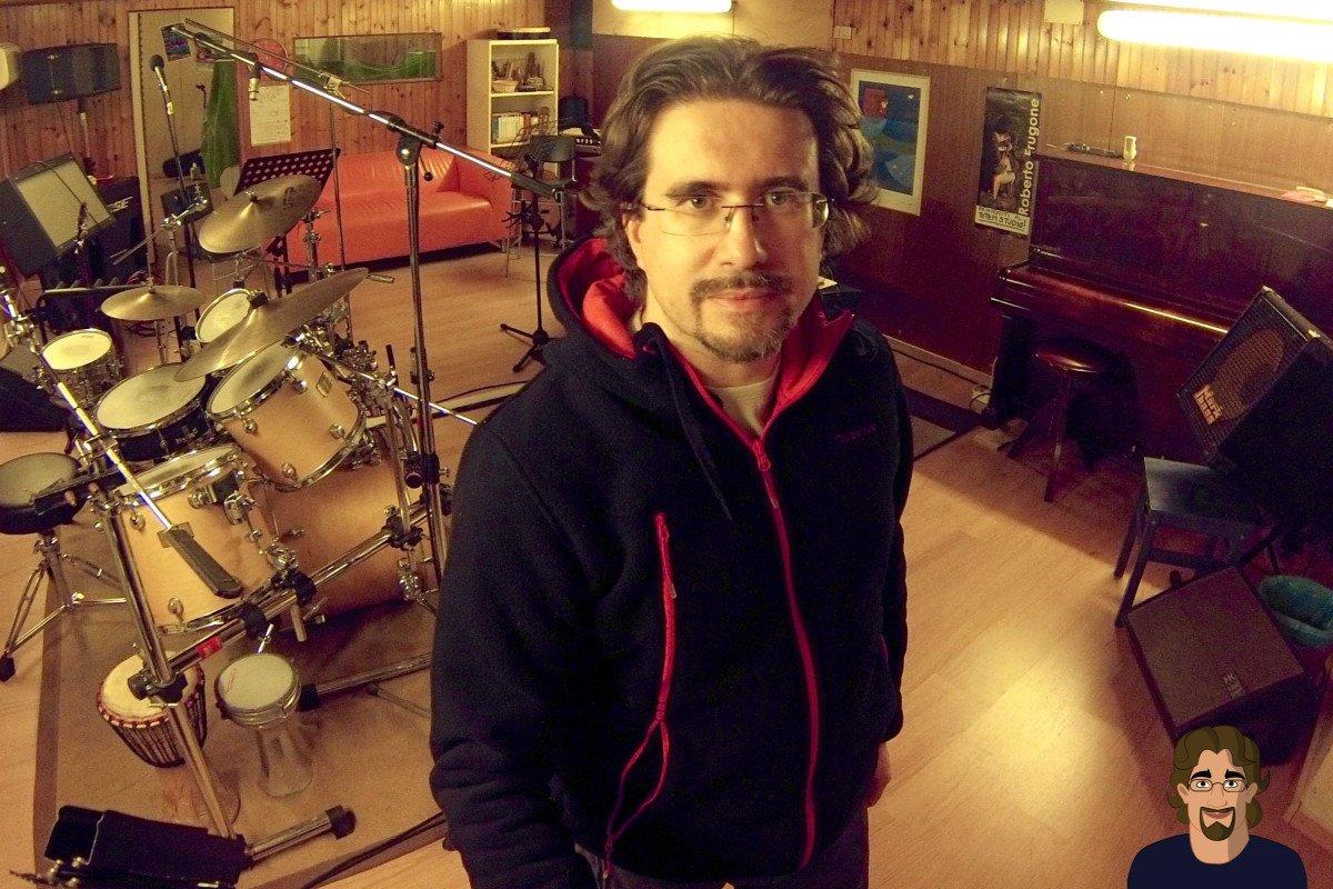 Copertina Totem Studio Roberto Frugone – laboratorio musicale