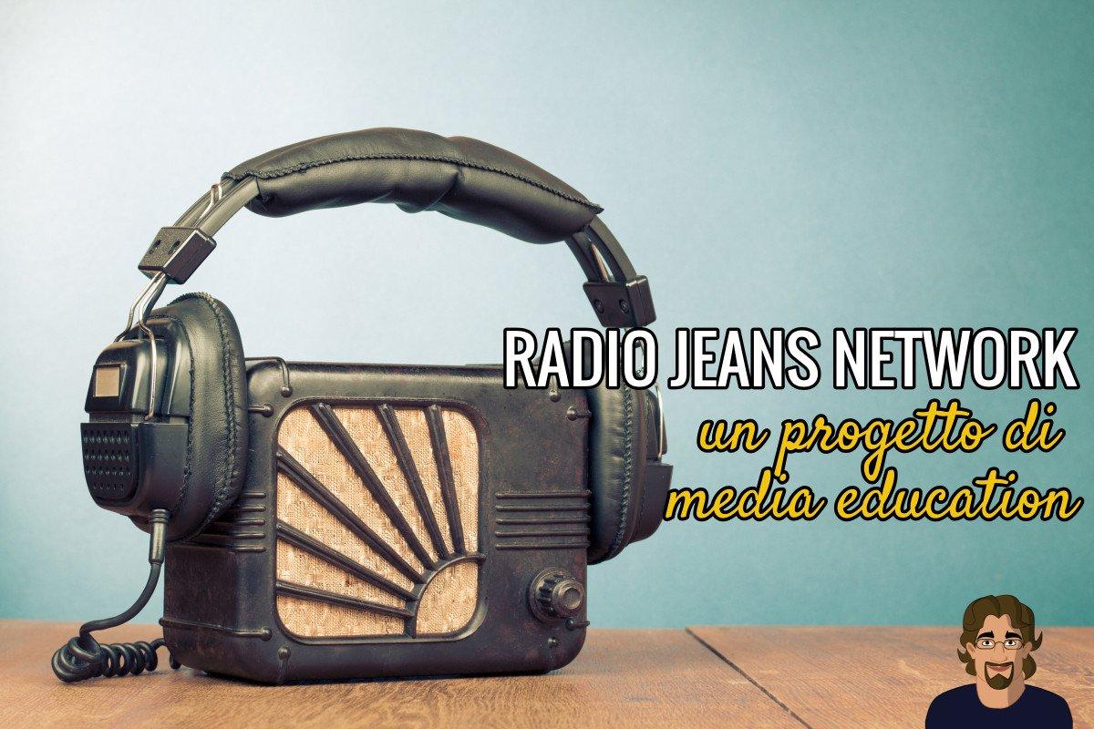 Radio Jeans Network copertina