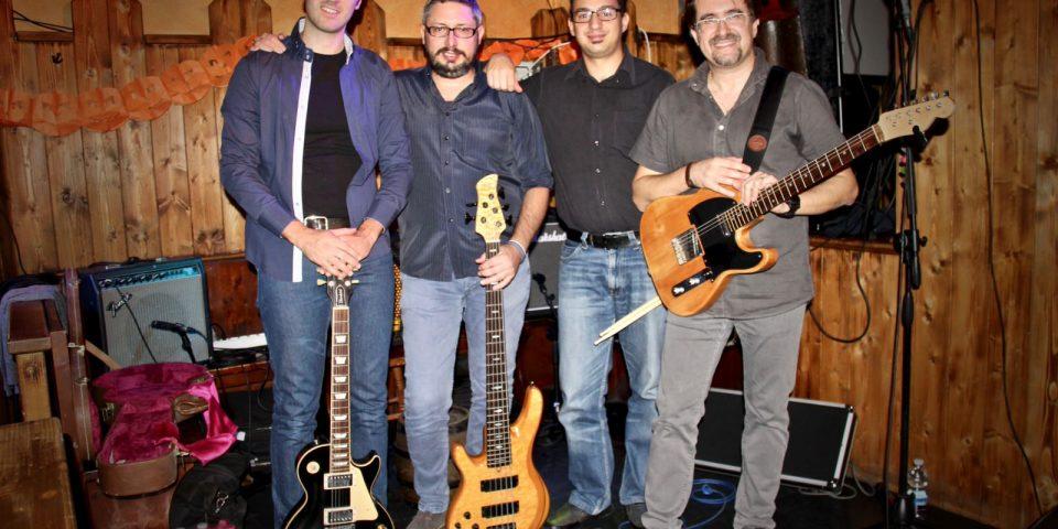 Roberto Frugone Band - Excalibur Pub Chiavari 2018.11.01