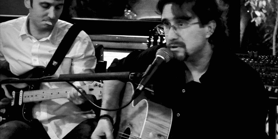 Roberto Frugone Band Live @La Stiva Chiavari 2017.09.28 – 1