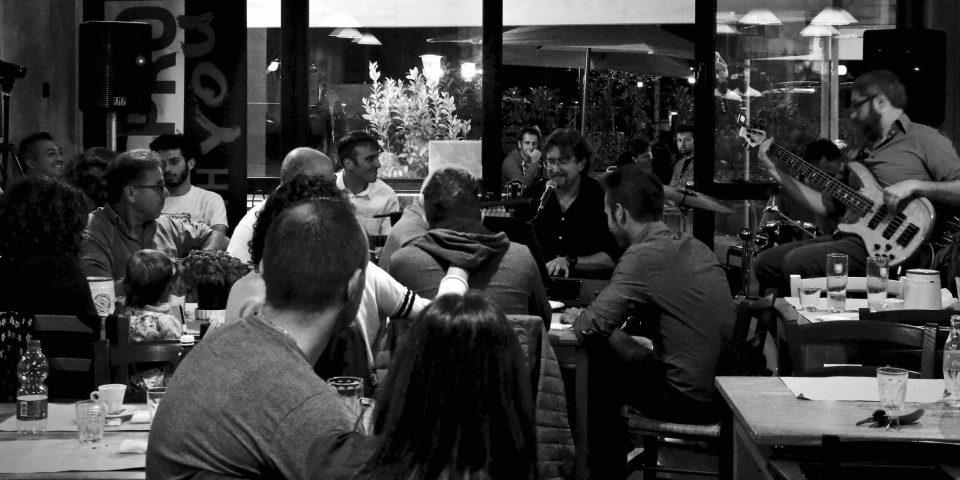 Roberto Frugone Band Live @La Stiva Chiavari 2017.09.28 – 10