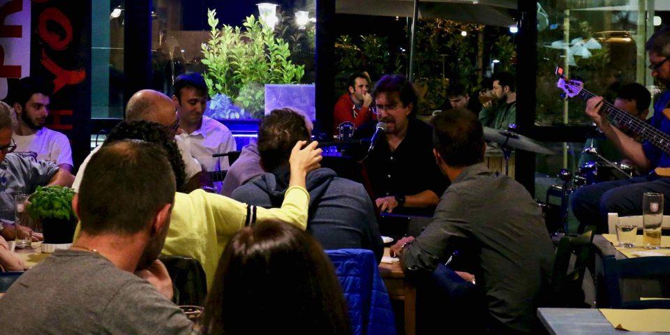 Roberto Frugone Band Live @La Stiva Chiavari 2017.09.28 – 11