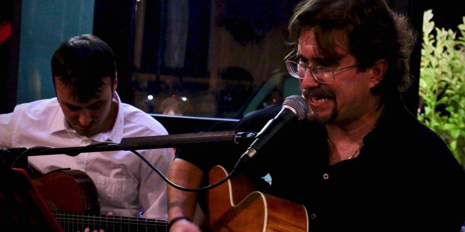 Roberto Frugone Band Live @La Stiva Chiavari 2017.09.28 – 15