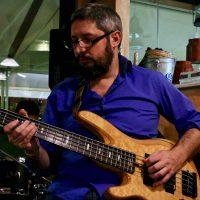 Roberto Frugone Band Live @La Stiva Chiavari 2017.09.28 – 19