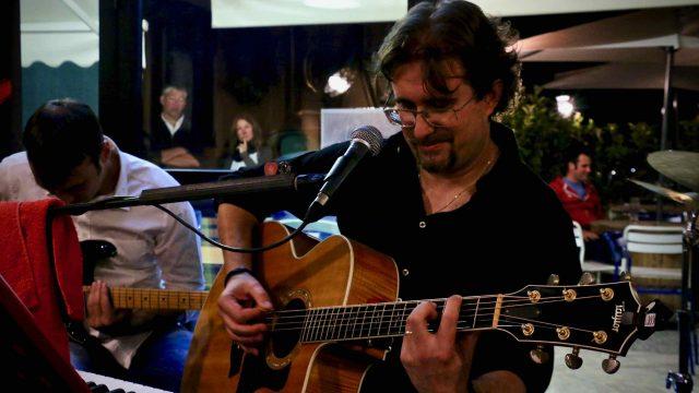 Roberto Frugone Band Live @La Stiva Chiavari 2017.09.28 - 27