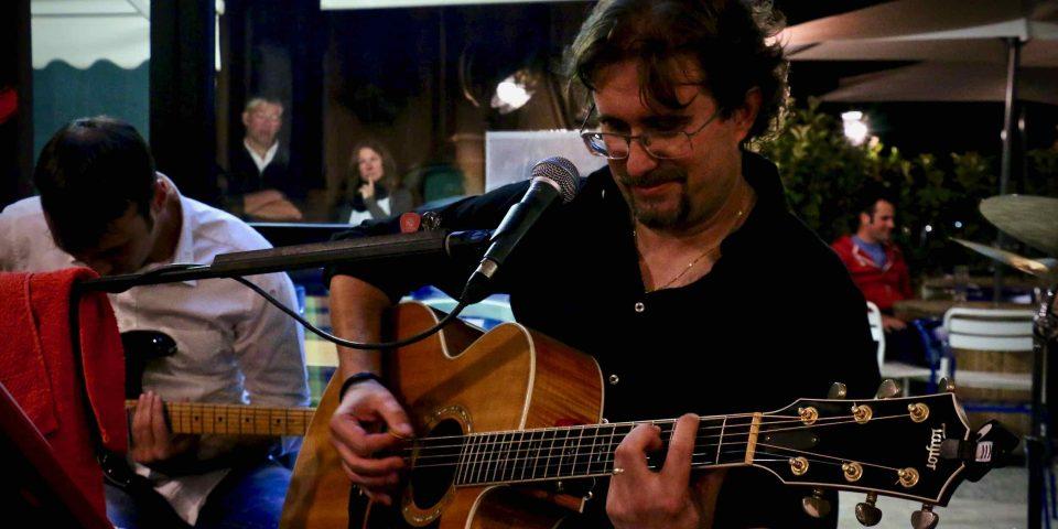 Roberto Frugone Band Live @La Stiva Chiavari 2017.09.28 – 27