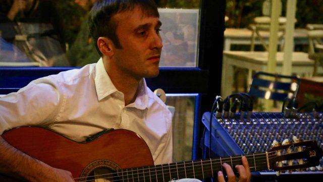 Roberto Frugone Band Live @La Stiva Chiavari 2017.09.28 – 3
