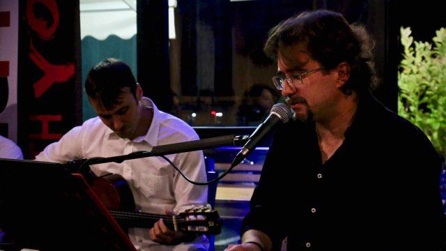 Roberto Frugone Band Live @La Stiva Chiavari 2017.09.28 - 8