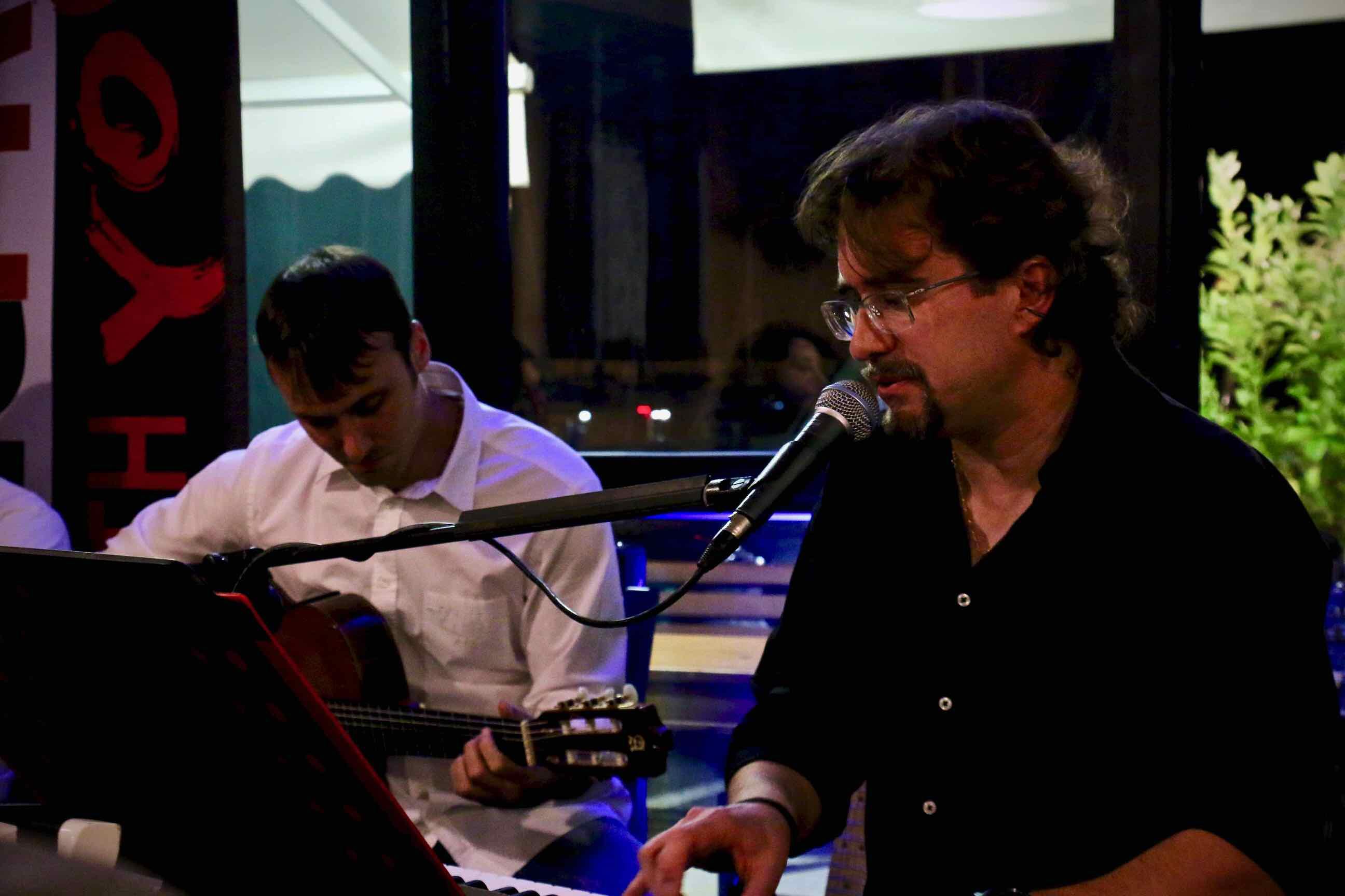Roberto Frugone Band Live @La Stiva Chiavari 2017.09.28 – 8