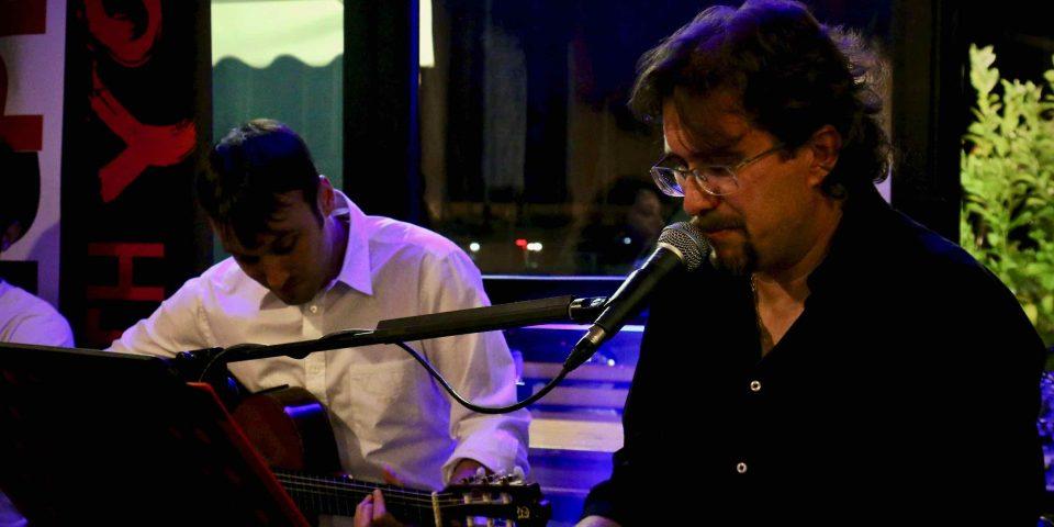 Roberto Frugone Band Live @La Stiva Chiavari 2017.09.28 – 9