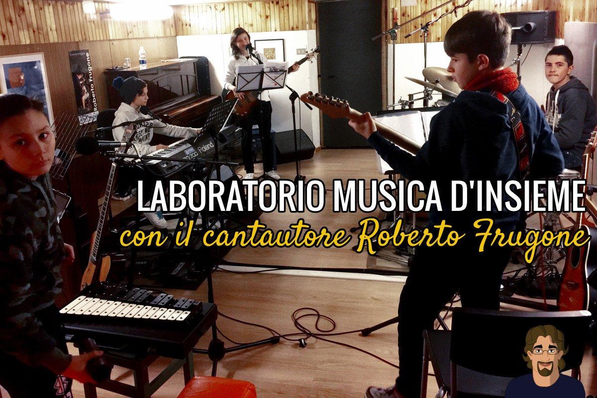 Roberto Frugone - Laboratorio Musica d'Insieme copertina