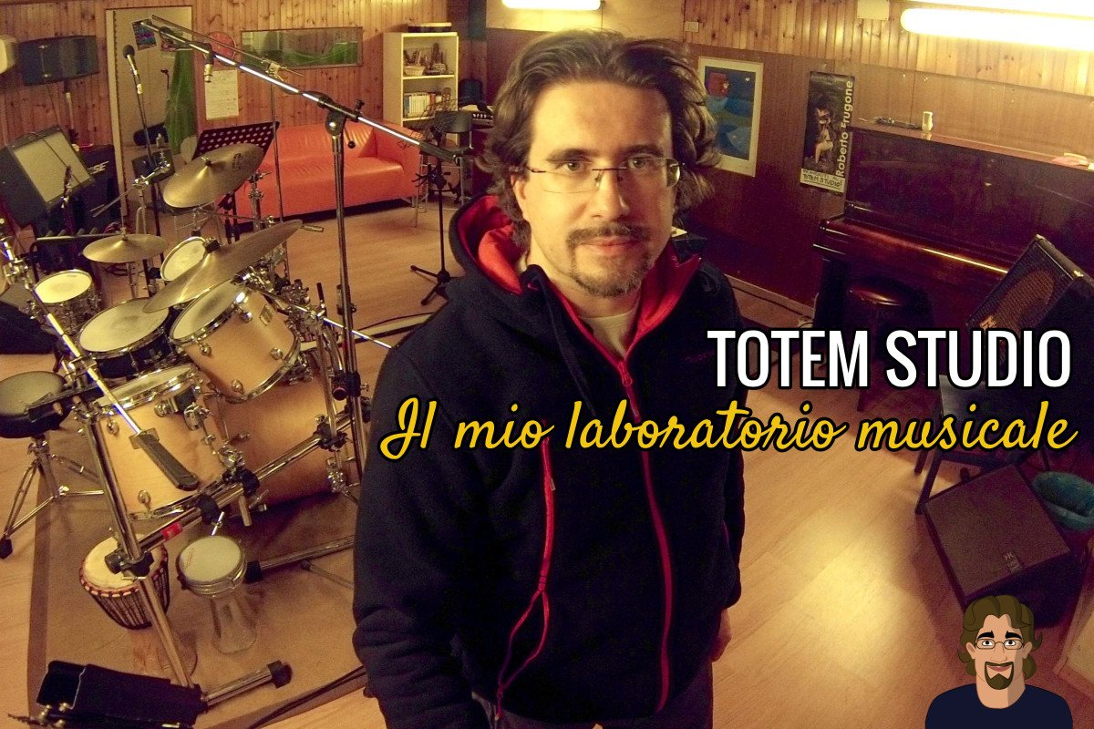 Totem Studio - laboratorio musicale cover