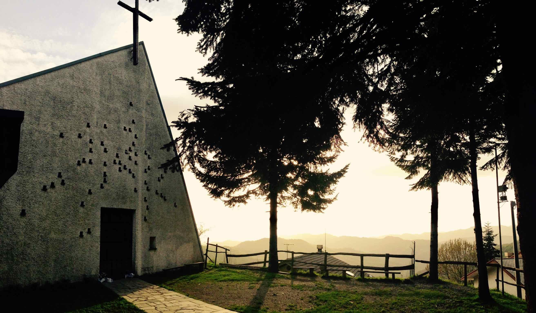 Barbagelata - Chiesa di Santa Maria Regina del Creato
