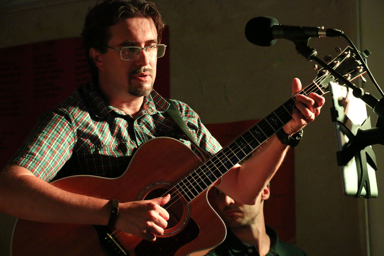 Roberto Frugone Band in concerto acustico a Barbagelata 2016.07.19