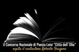 Roberto Frugone ospite del Concorso Nazionale di Poesia Leivi