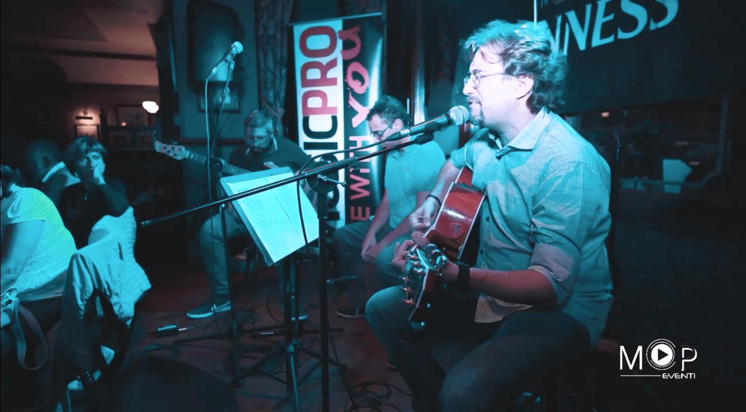 Blue Seagull Chiavari – Roberto Frugone Band alla festa di fine stagione Associazione Music Pro 01