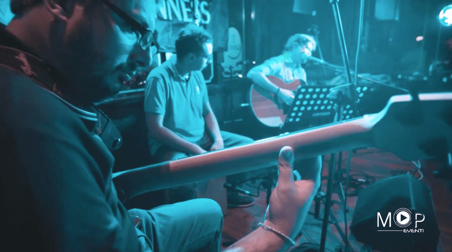 Blue Seagull Chiavari – Roberto Frugone Band alla festa di fine stagione Associazione Music Pro 02