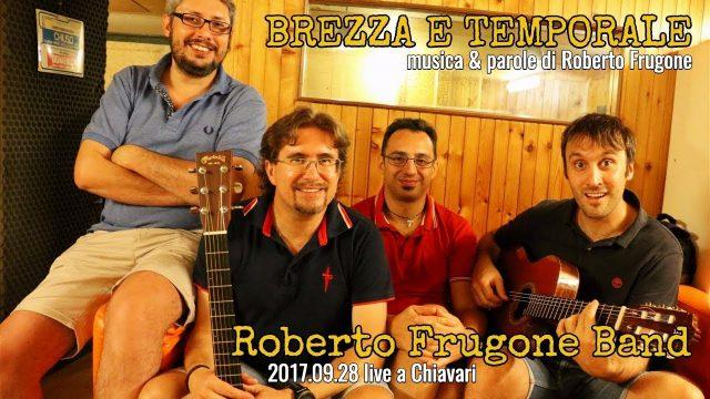 Roberto Frugone Band Live - Brezza e temporale