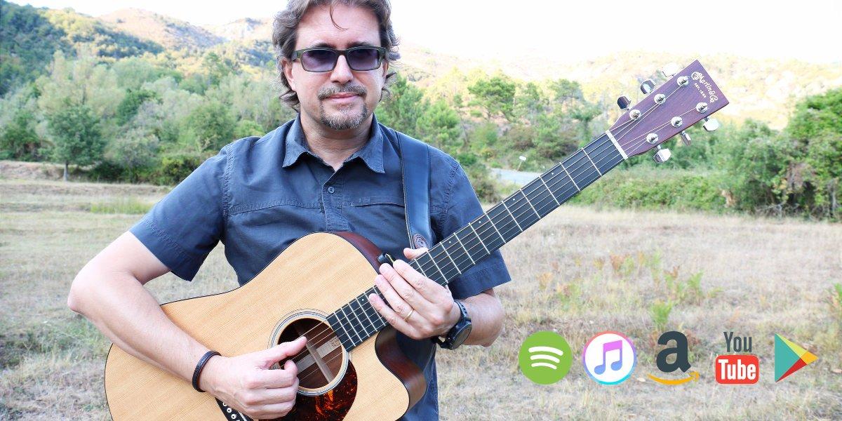 Roberto Frugone – cantautore – Copertina 2017